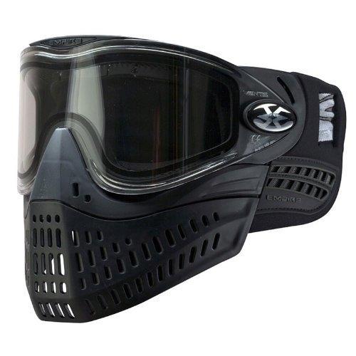 21630  EMPIRE E-FLEX Thermal Goggle System BLACK eflex