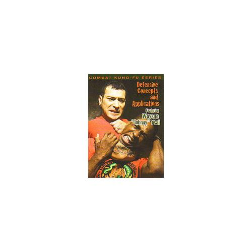 Combat Shaolin Chuan Fa Kung Fu Defensive Concepts DVD Waysun Johnny Tsai