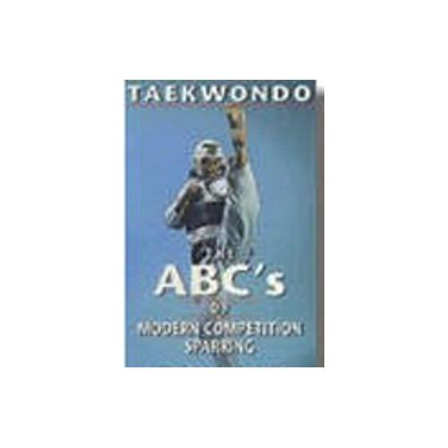 Taekwondo ABCs Modern Competition Sparring DVD Olympic Dana Hee korean karate