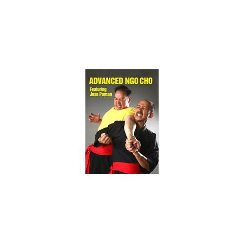 Advanced Ngo Cho DVD Jose Paman boxing white crane monkey iron palm fat chun
