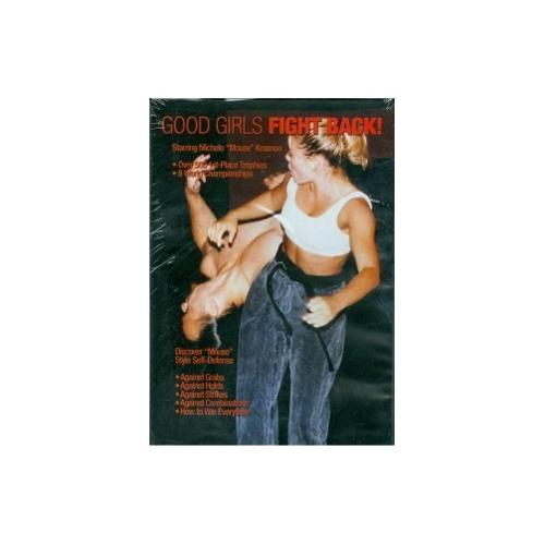 Good Girls Fight Back - Women Self Defense DVD Michele Krasnoo