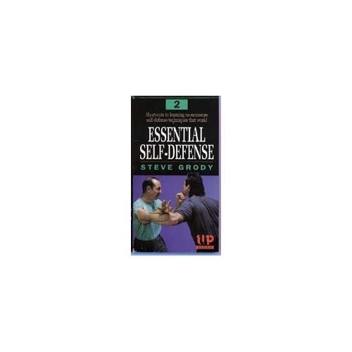 Essential Self-Defense #2 Focus Gloves Defending Counters DVD Steve Grody