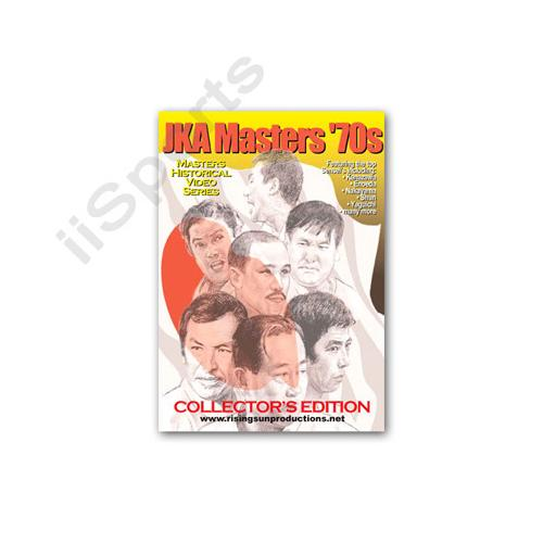 JKA Masters 70s Kumite DVD
