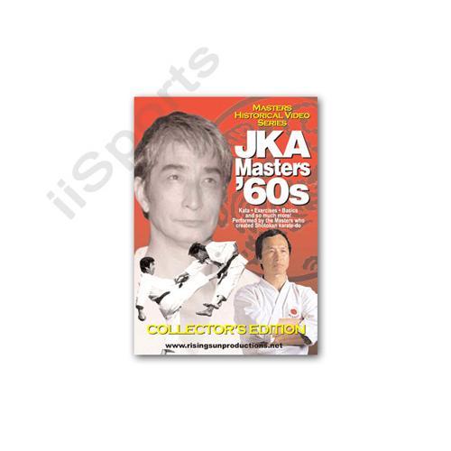 JKA Masters 60s Kata Exercises Basics DVD
