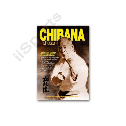 Chibana Chosen Okinawan Karate DVD