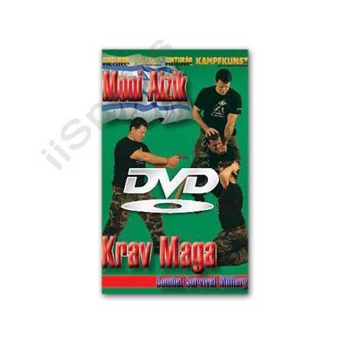 Commando Krav Maga Combat Survival DVD Aizik