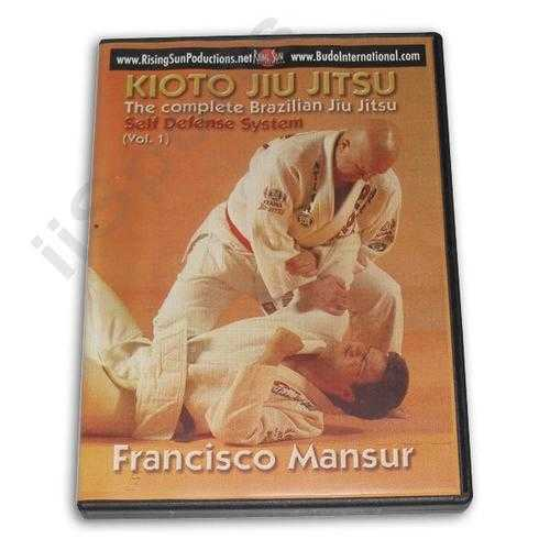 Kioto Brazilian Jiu Jitsu Self Defense #1 DVD Mansur