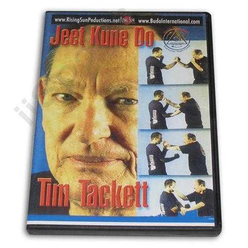 Jeet Kune Do DVD Tim Tackett