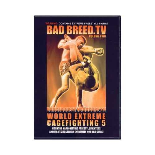 Freestyle NHB MMA Martial Arts Brazilian Jiu Jitsu Grappling Fighting #2 DVD