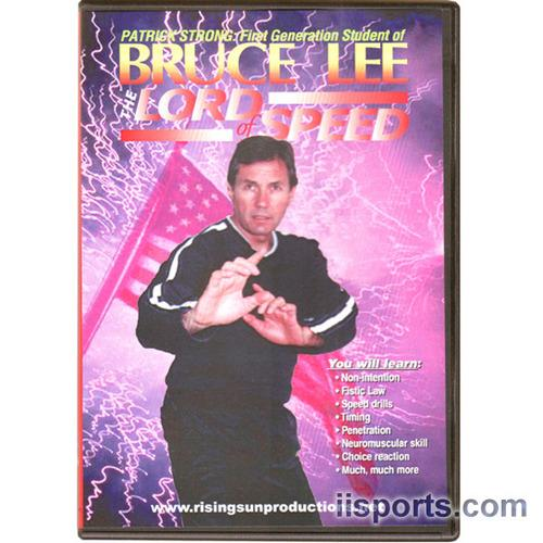 Bruce Lee Lord of Speed DVD Patrick Strong