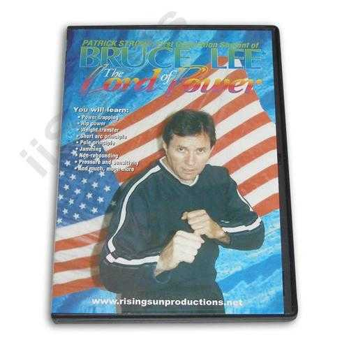 Bruce Lee Lord of Power DVD Patrick Strong