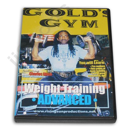 Weight Training Advanced DVD Glass