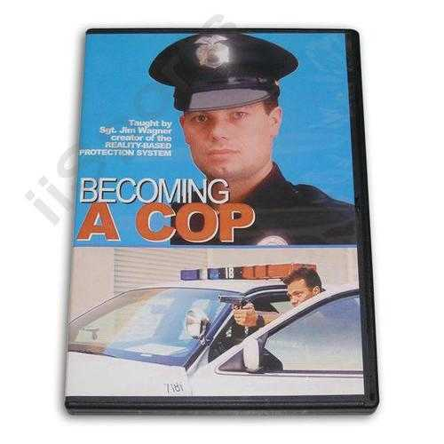 Becoming a Cop DVD Wagner