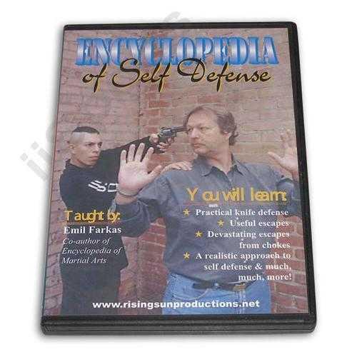 Encyclopedia Self Defense DVD Emil Farkas