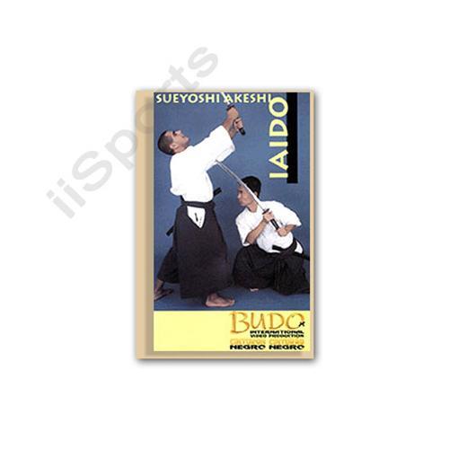 Art of Iaido DVD Sueyoshi Akeshi