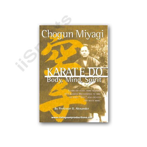 Chogun Miyagi Karate Do DVD Alexander