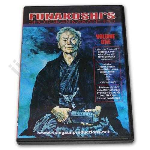 Funakoshi Shotokan Karate Do #1 DVD Balzarro