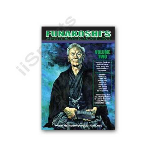 Funakoshi Shotokan Karate Do #2 DVD Balzarro