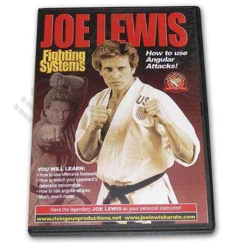 Joe Lewis Fighting Angular Attacks #8 DVD