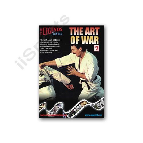 Legends Series Art of War #2 DVD