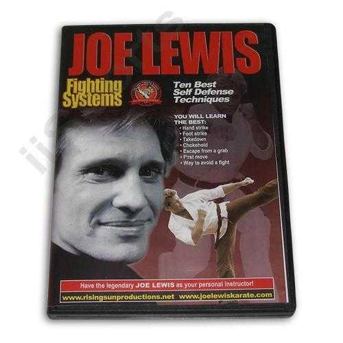 Joe Lewis Fighting Ten Best S/D Tech #14 DVD