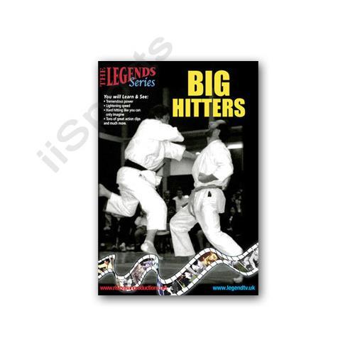 Legends Series Big Hitters DVD