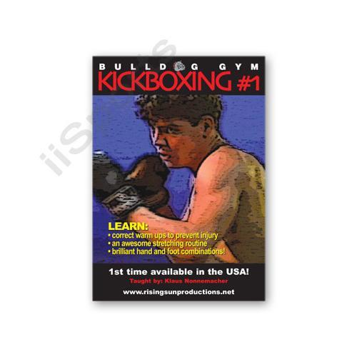Bulldog Gym Kickboxing #1 DVD Nonnemacher