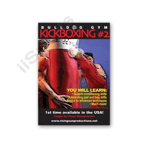 Bulldog Gym Kickboxing #2 DVD Nonnemacher