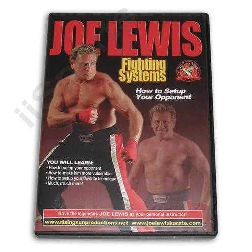 Joe Lewis Fighting Setup Your Opponent DVD