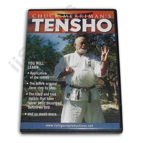 Chuck Merriman Goju Karate Tensho DVD