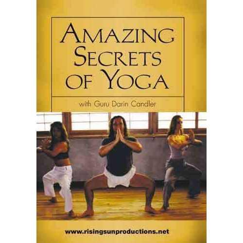 Amazing Secrets of Yoga DVD Darin Candler