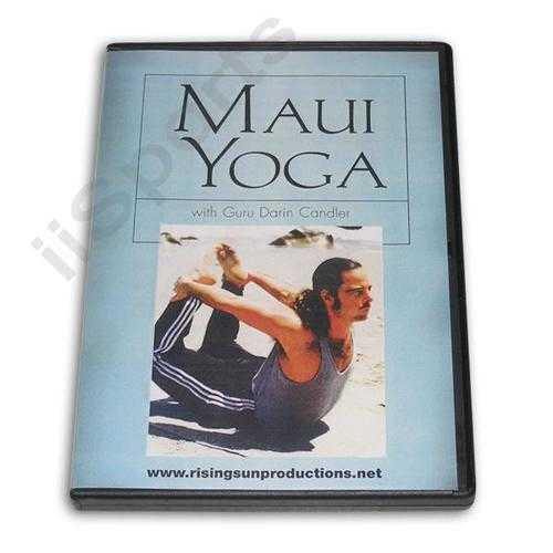 Maui Yoga DVD Darin Candler