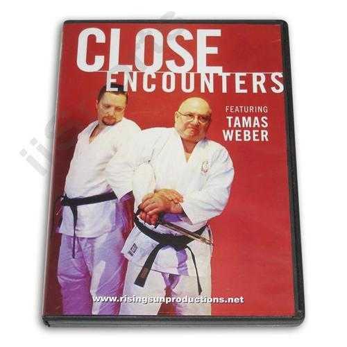 Close Encounters DVD Tamas Weber WKO 9th Dan