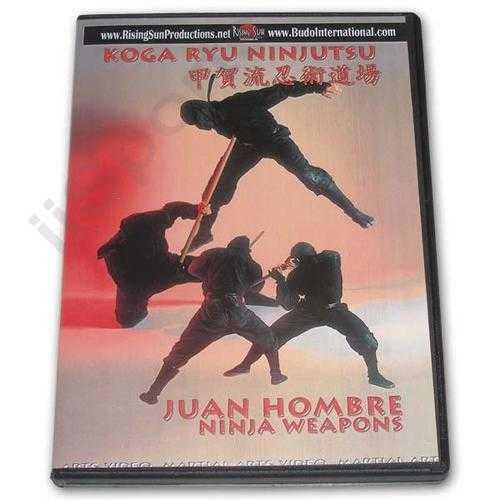 Koga Ryu Ninja Weapons DVD