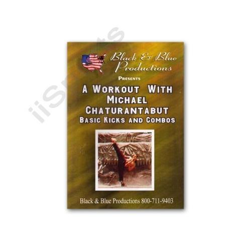 Tournament Karate Workout Kicks Combos DVD Mike Chaturantabut