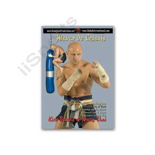 Muay Thai Boran Bag Work DVD