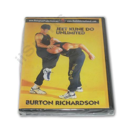Jeet Kune Do Unlimited DVD Richardson
