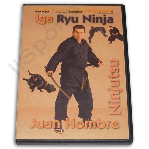Iga Ryu Ninja Ninjutsu DVD Juan Hombre