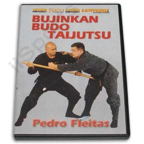 Bujinkan Budo Taijutsu DVD Pedro Fleitas