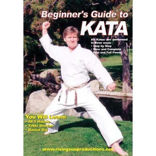 Beginner's Guide to Kata DVD Wilson