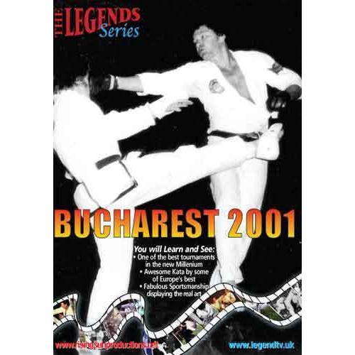 Bucharest 2001 Real Shotokan Action DVD