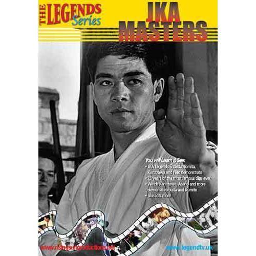 60s 70s Japan Karate Association Masters JKA DVD Enoeda, Kanazawa, Nito, Tomita