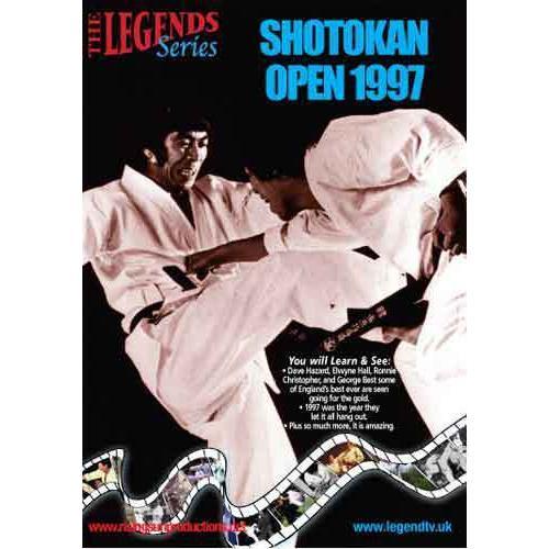 Best of UK England Shotokan Karate Open1997 DVD