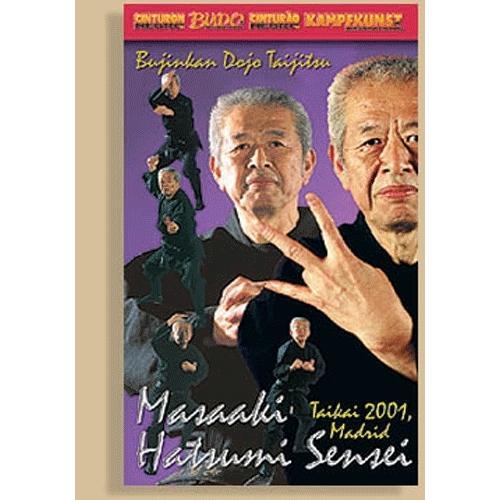 Bujinkan Dojo Taijitsu #2 DVD Ninja Masaaki Hatsumi
