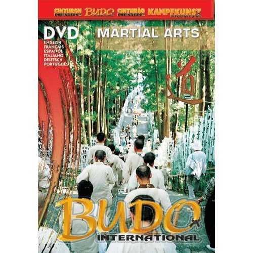 Budo International Warrior Way DVD