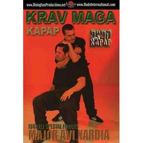 Krav Maga Kapap Israeli Special Forces DVD