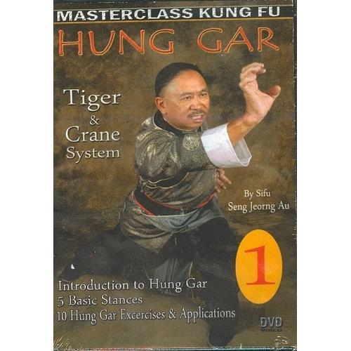 Hung Gar Kung Fu 4 DVD Set - Seng Jeorng Au