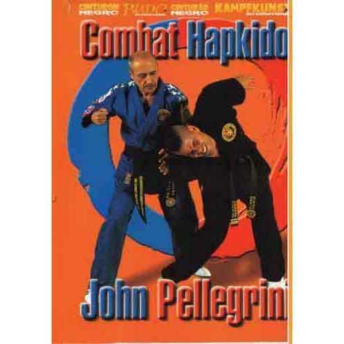 Combat Hapkido DVD John Pellegrini