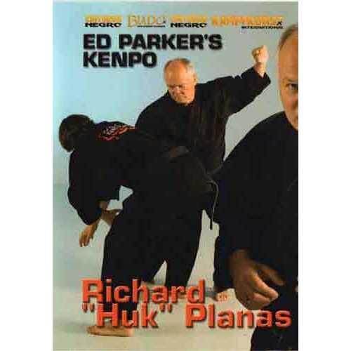 Ed Parkers Kenpo Karate DVD Planas