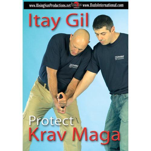 Krav Maga 2 DVD Set Gil